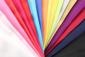 化学繊維の素材
